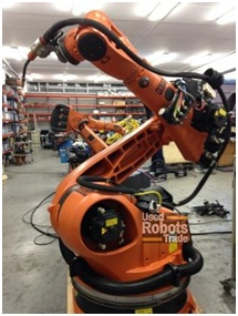 Robotic Welding Program
