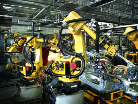 High Profitability in a Small Robot