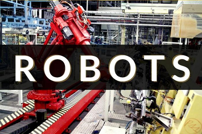 Robot sales