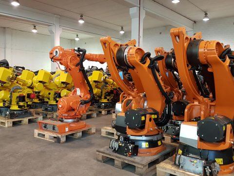 Used robots