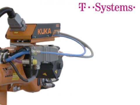KUKA and T-System Robotics