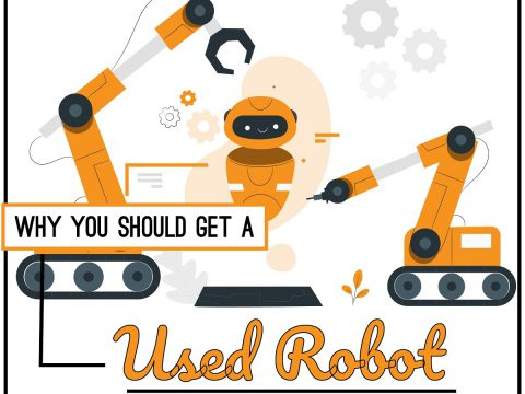 Why You Should Get a Used Robots