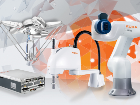 NEW KR DELTA AND KR SCARA ROBOTS