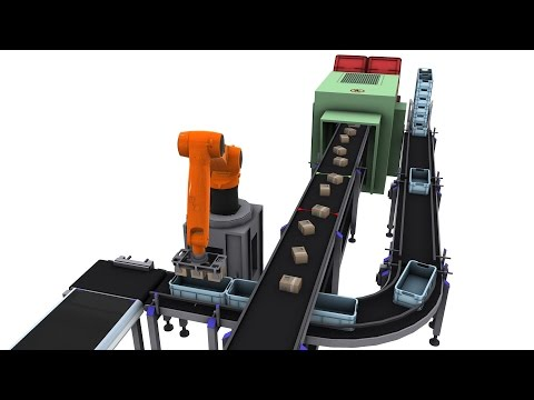 NEW SIMULATION SOFTWARE FOR ROBOT IS THE NEW CREATION OF KUKA