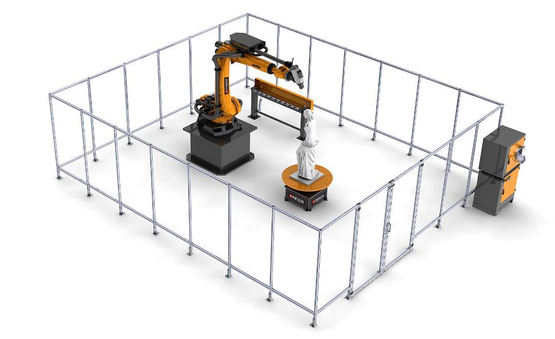 celdas robóticas