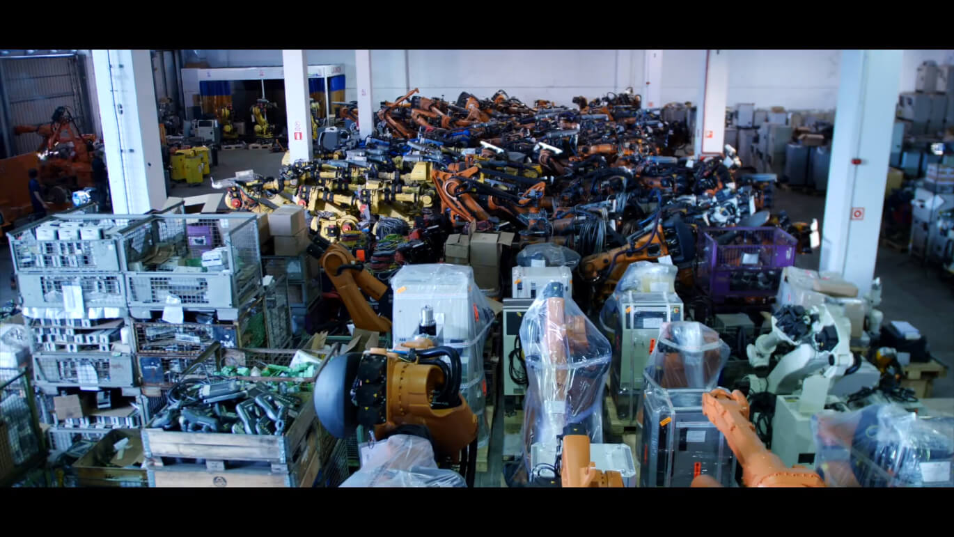 Used Robots For Sale, Six Months Warranty With Second Hand Robots
