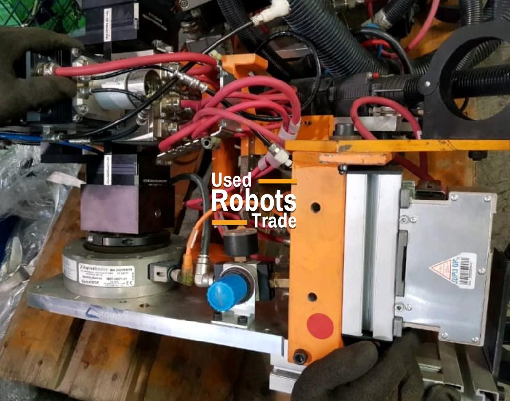 Laser Head Scansonic New Alo3 Usedrobotstrade