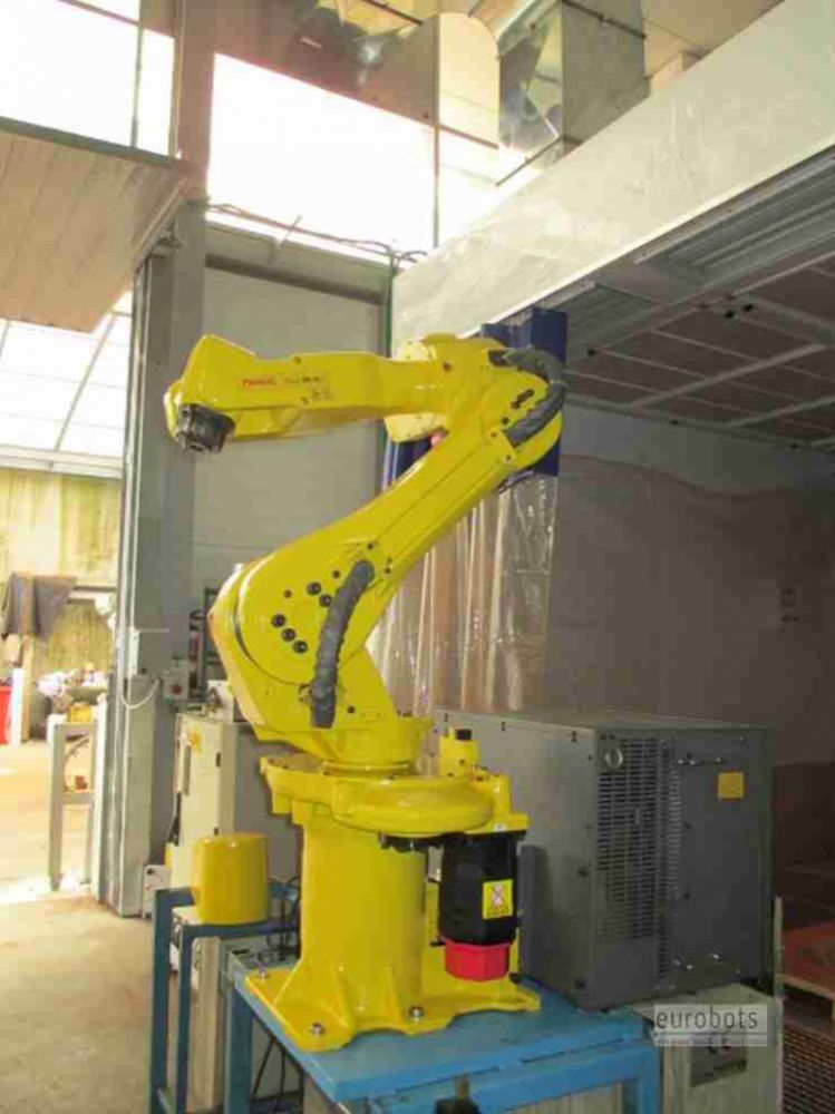 Fanuc robot spare parts   UsedRobotsTrade